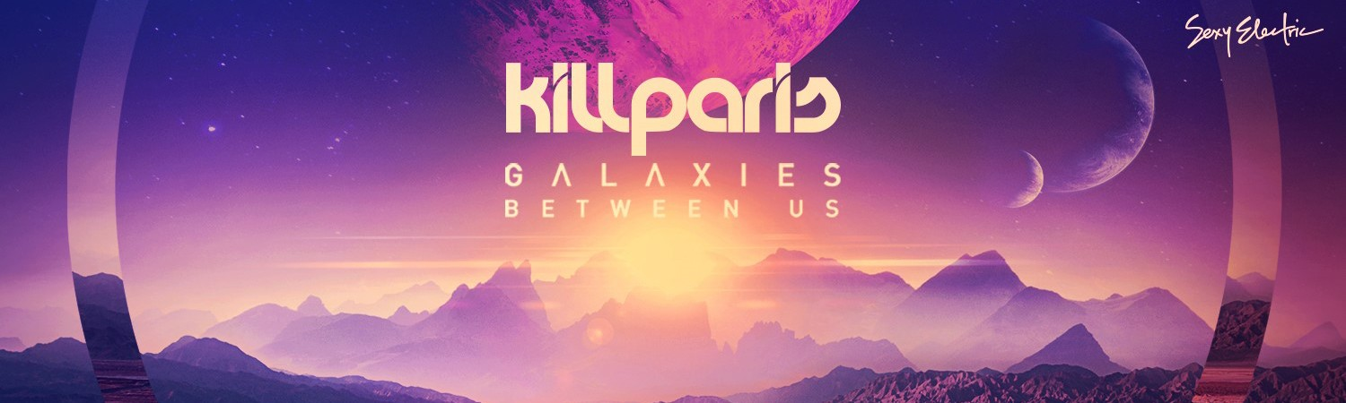 Album: Galaxies Between Us - OUT NOW
